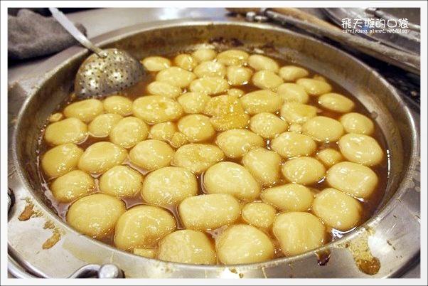 莊子土豆仁湯:台南超人氣湯圓麻糬專賣店,不管吃多飽還是要來朝聖一下 @飛天璇的口袋
