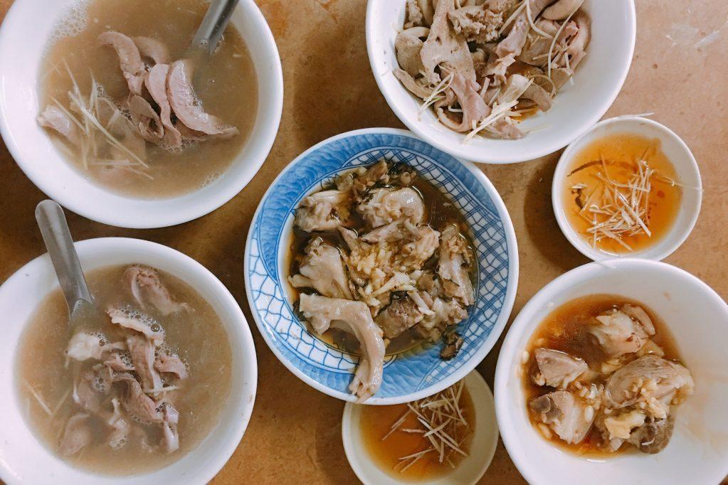 【台南中西】阿明豬心冬粉:台南保安路最超人氣排隊美食,老闆超強記憶力讓人難忘 @飛天璇的口袋