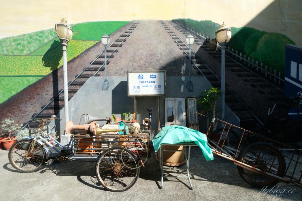 福井鐵道文物館:以鐵路為主的便當店,好多懷舊收藏很好拍 @飛天璇的口袋