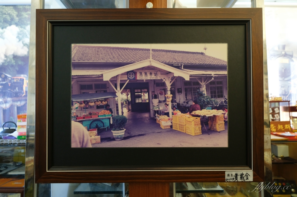 【彰化社頭】福井鐵道文物館:以鐵路為主的便當店,好多懷舊收藏很好拍 @飛天璇的口袋