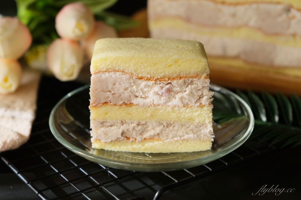 不二緻果:芋頭控必吃的真芋頭蛋糕,高雄80年老字號的人氣品牌 @飛天璇的口袋
