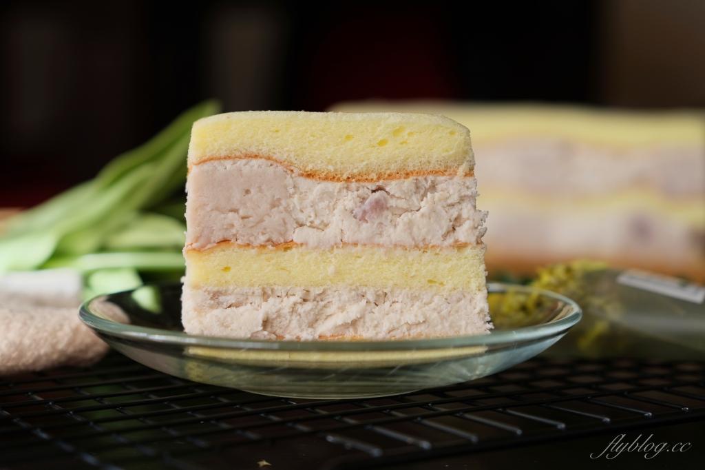 【台北中正】不二緻果:芋頭控必吃的真芋頭蛋糕,高雄80年老字號的人氣品牌 @飛天璇的口袋