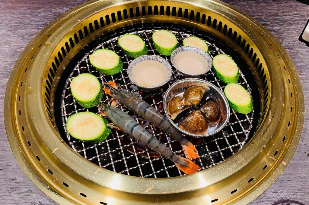 茶六中清店:茶六燒肉堂進駐北屯,午間雙人套餐$988元起 @飛天璇的口袋
