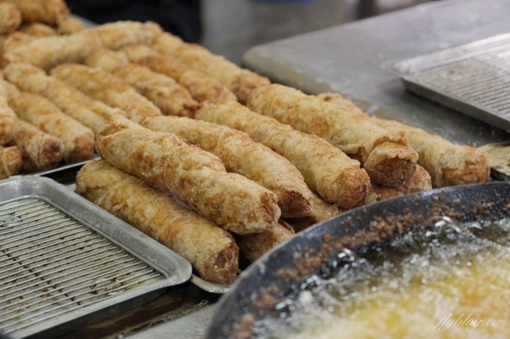 阿富網絲肉捲:嘉義東市場古早味肉捲,在地50年超人氣老店 @飛天璇的口袋