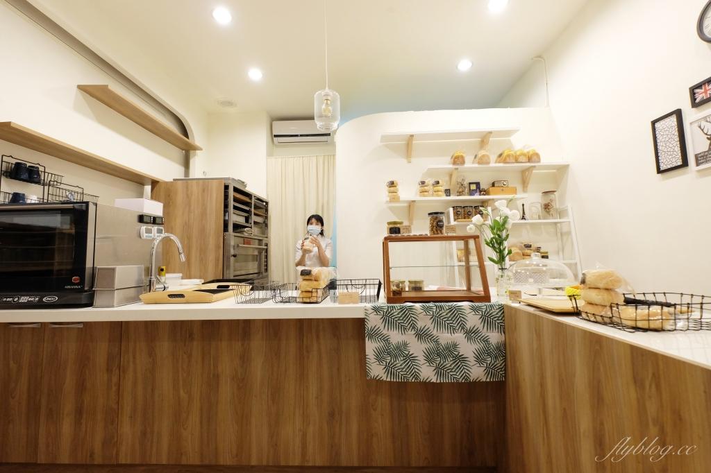【台中南屯】有點麵包:位於豐樂公園旁的麵包工作室,一個星期只營業兩天 @飛天璇的口袋