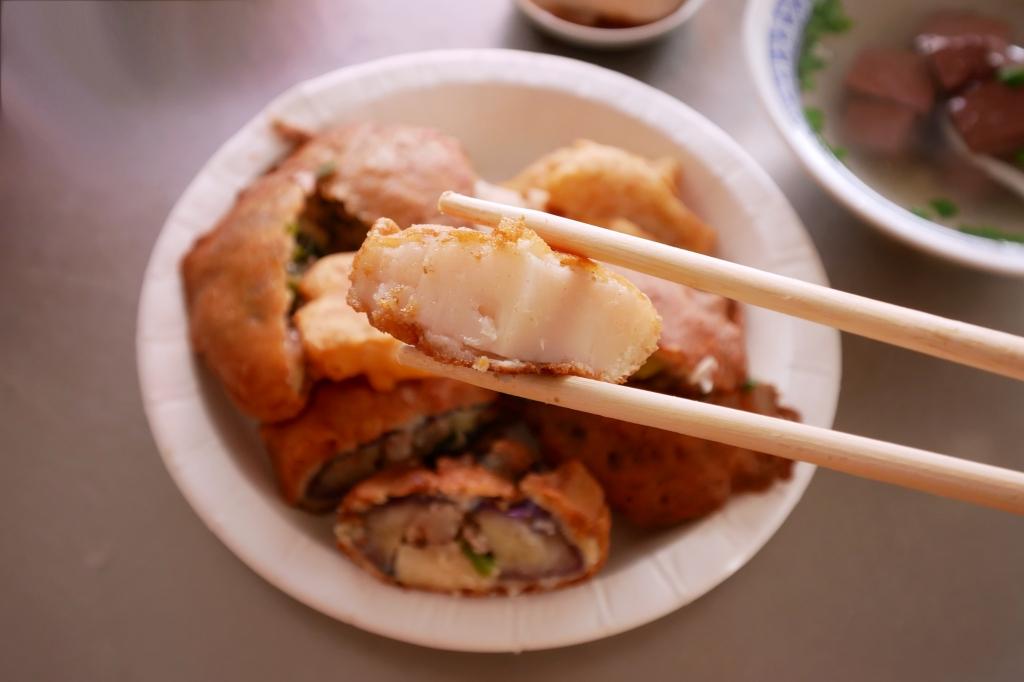 【台中大甲】王元吉炸粿:大甲沒有扛棒的炸粿店,沒有招牌還是賣了一百年 @飛天璇的口袋