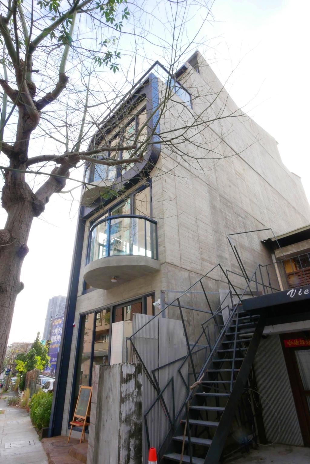 啡文學咖啡館 永春店:城市中的玻璃屋咖啡館,南屯早午餐、下午茶推薦 @飛天璇的口袋