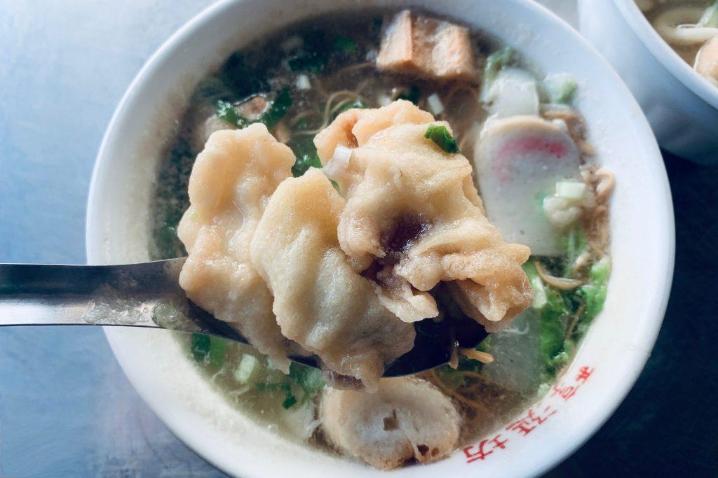 醇涎坊鍋燒意麵:台南保安路的排隊美食,一碗55元簡單就是美味 @飛天璇的口袋