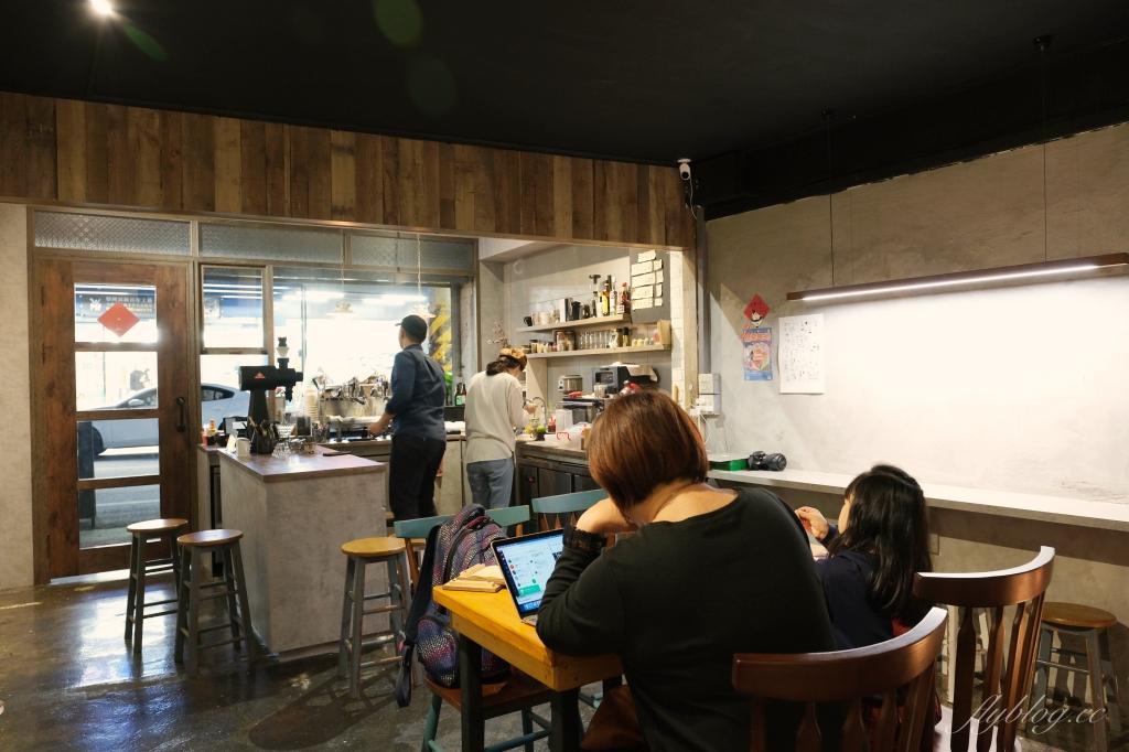 【彰化北斗】 與咖啡:北斗老宅改建咖啡館,飄著澳洲墨爾本的咖啡香 @飛天璇的口袋