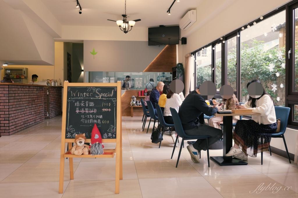 【台中北屯】 楓葉咖啡 The Maple Cafe:大坑地區人氣早午餐店,提供美味澳式早午餐 @飛天璇的口袋