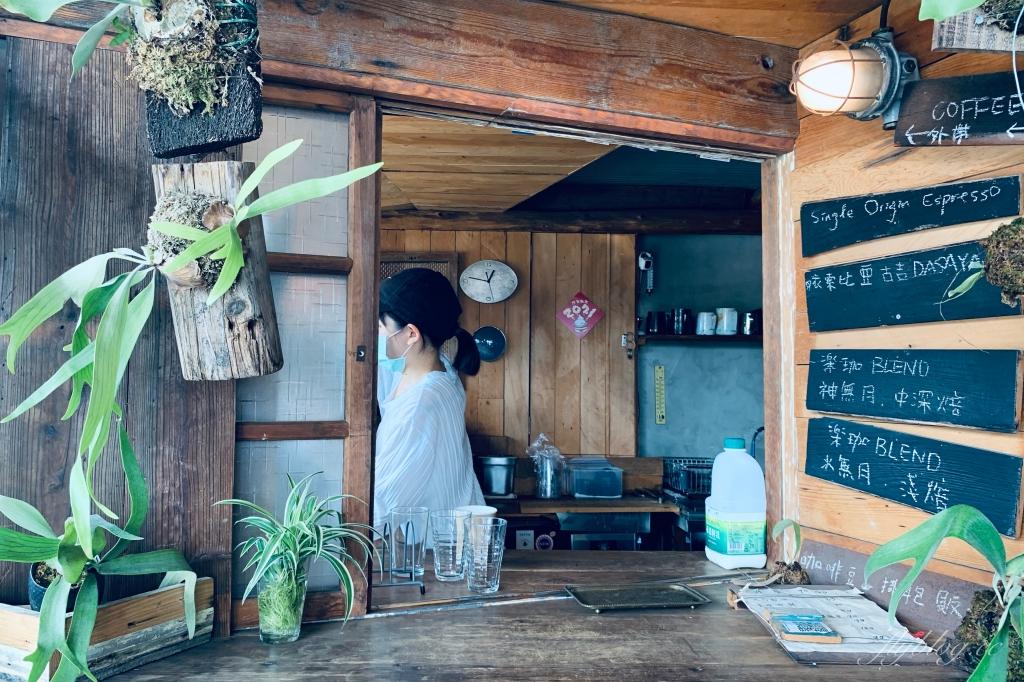 烏日楽珈 Coffee Roaster:咖啡甜點和麵包都很有水準,值得為了一杯咖啡專程跑一趟 @飛天璇的口袋