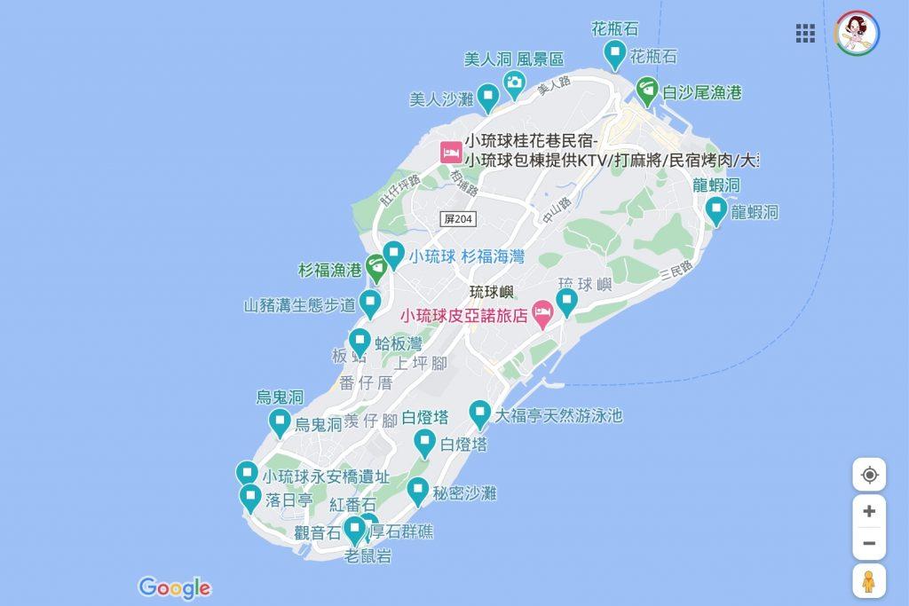 【屏東小琉球】 2021小琉球旅遊景點:15個小琉球必去旅遊景點 X 小琉球網美IG打卡秘境 @飛天璇的口袋