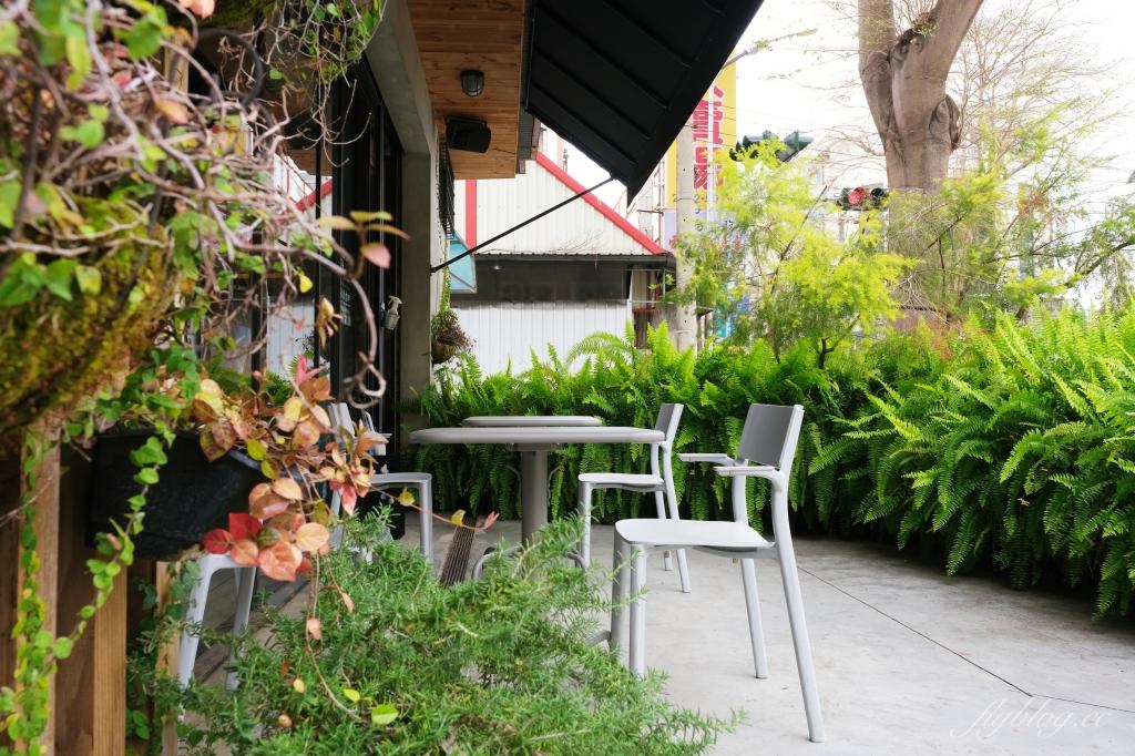 【台中北屯】 小葛廚房:美國學校附近早午餐咖啡館,享受城市中的小清新 @飛天璇的口袋