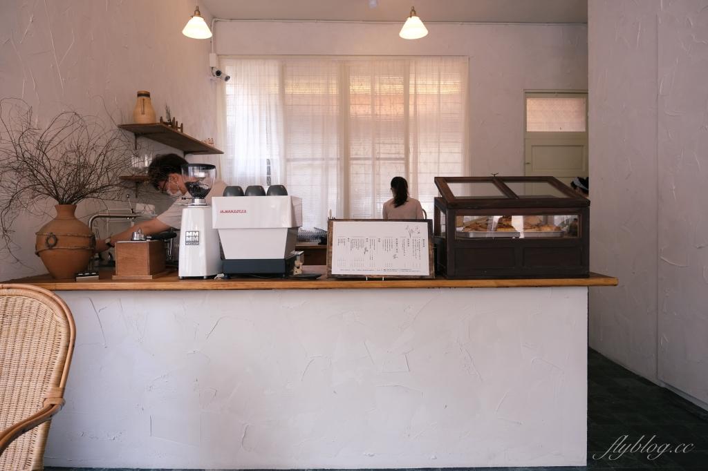 荏苒咖啡:霜空咖啡最新力作漫步咖啡3.0,嘉義公園旁的靜謐老宅咖啡館 @飛天璇的口袋