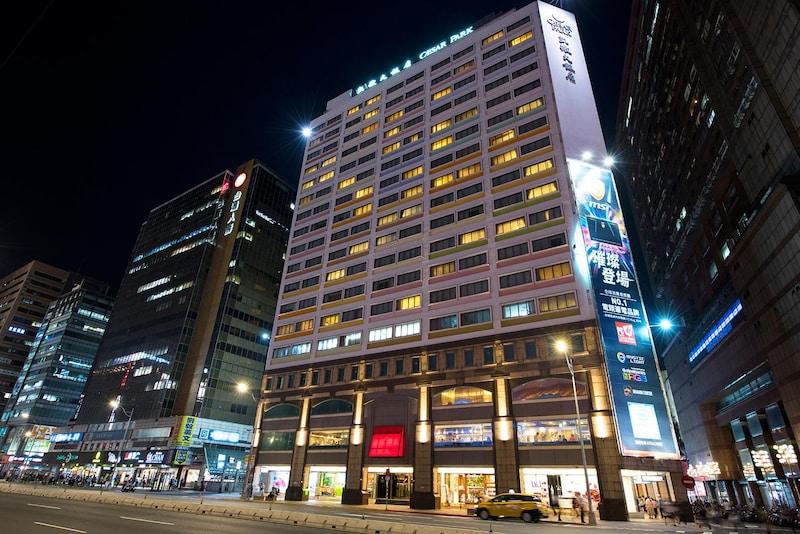 台北凱撒大飯店:坐落於台北車站正對面,50年來屹立不搖老字號 @飛天璇的口袋