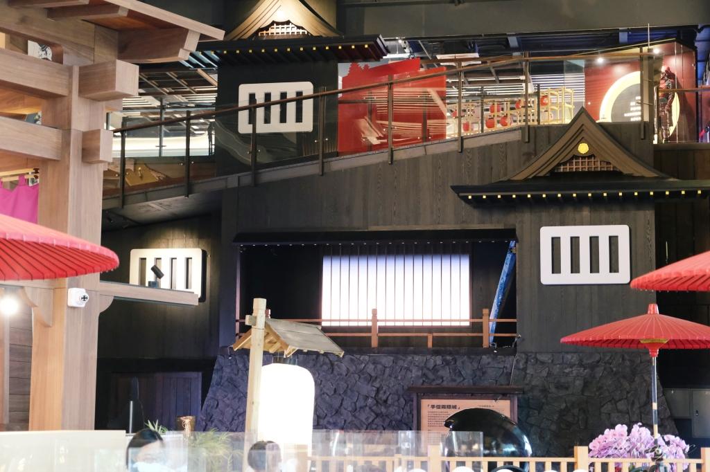 【桃園龍潭】手信霧影城:體驗日本江戶時期風情,親子和菓子DIY觀光工廠、網紅拍照打卡熱門景點 @飛天璇的口袋