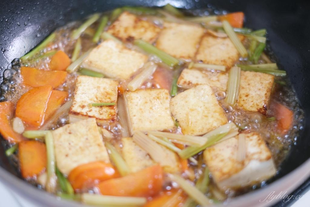 【食譜分享】紅燒豆腐:白飯的殺手!小孩子最愛的家常料理 @飛天璇的口袋