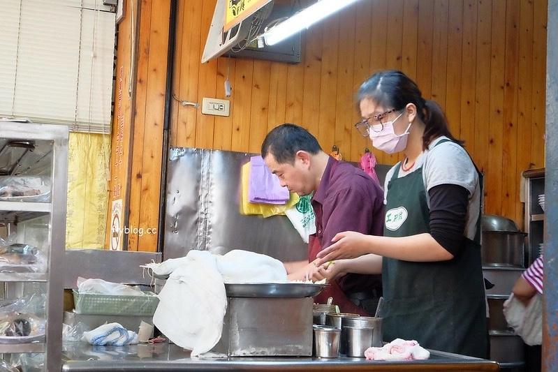 十六崁瓜仔雞麵:樸實簡單的古早味,餐點簡單卻是大排長龍 @飛天璇的口袋