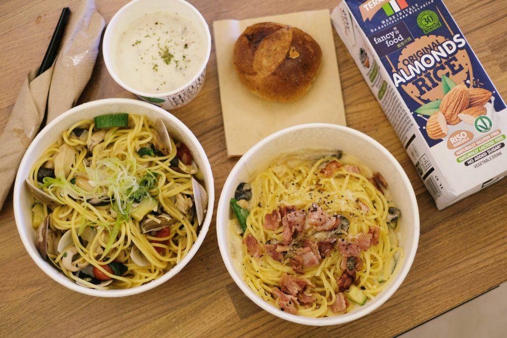 Go Home食研室外帶餐點:被早午餐耽誤的義大利麵店,滿$400元就有外送服務 @飛天璇的口袋