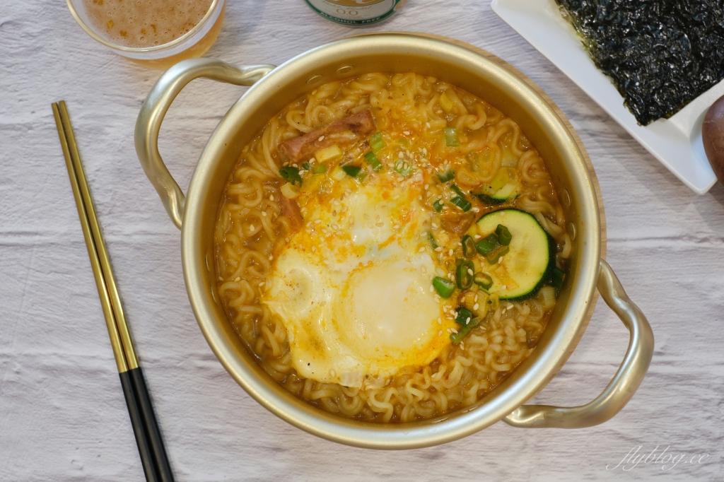 辛拉麵怎麼煮好吃?我覺得這樣煮很好吃,在家就是滿滿的韓國味 @飛天璇的口袋