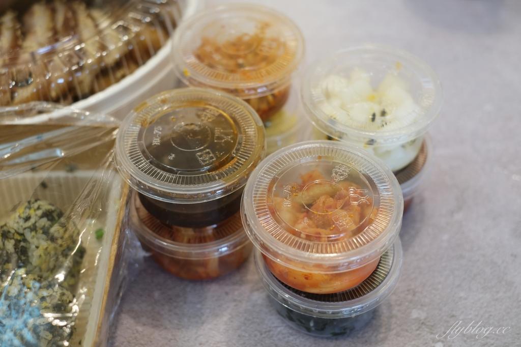 一桶韓式新食:防疫便當5種口味限定中,還有韓國人最愛的豬腳套餐 @飛天璇的口袋