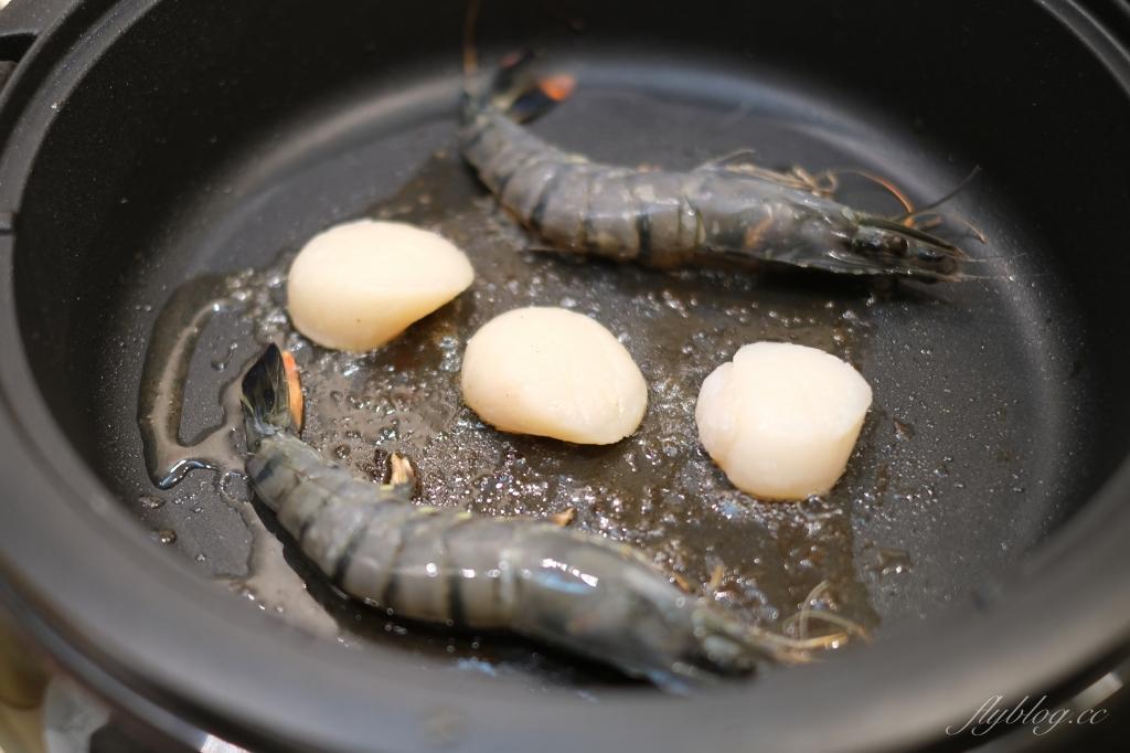 【台中西屯】屋馬防疫外帶套餐:屋馬海鮮粥$176元獨享,在家享受燒肉店的儀式感 @飛天璇的口袋