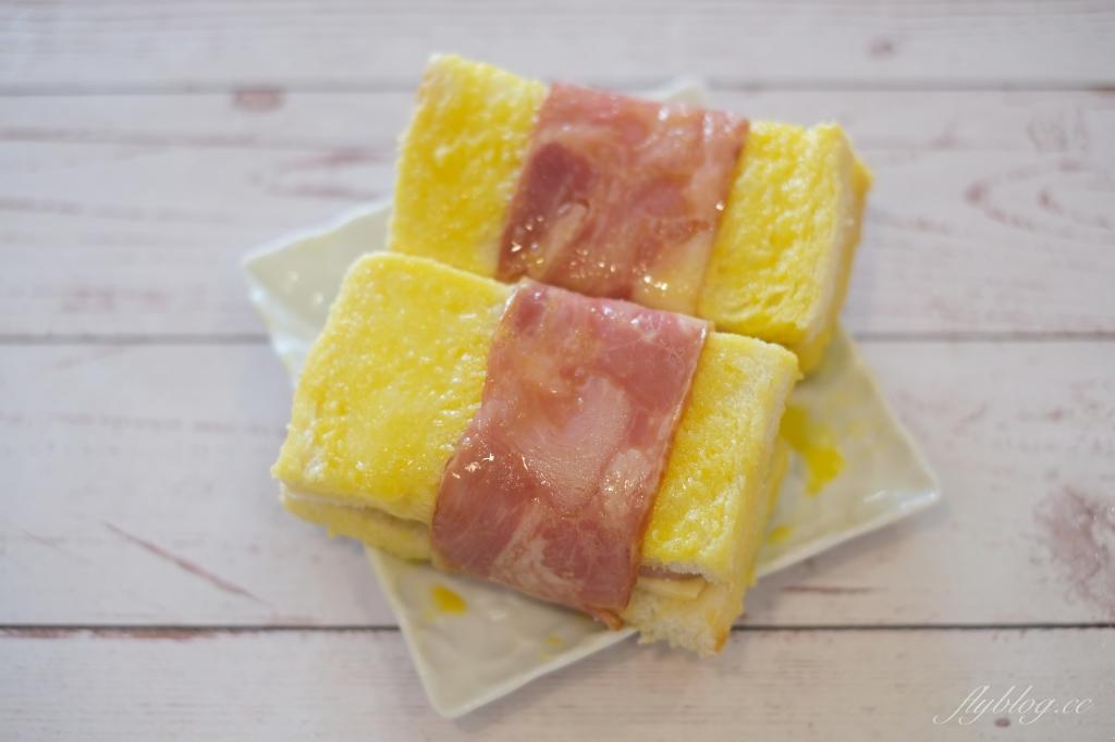 起司培根吐司捲:把普通的吐司變得很韓式,家裡就是早午餐咖啡館 @飛天璇的口袋