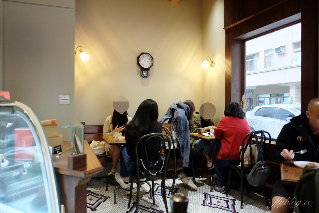 Spirited Bakery:正宗美式蛋糕甜點店,台中國美館綠園道美食 @飛天璇的口袋
