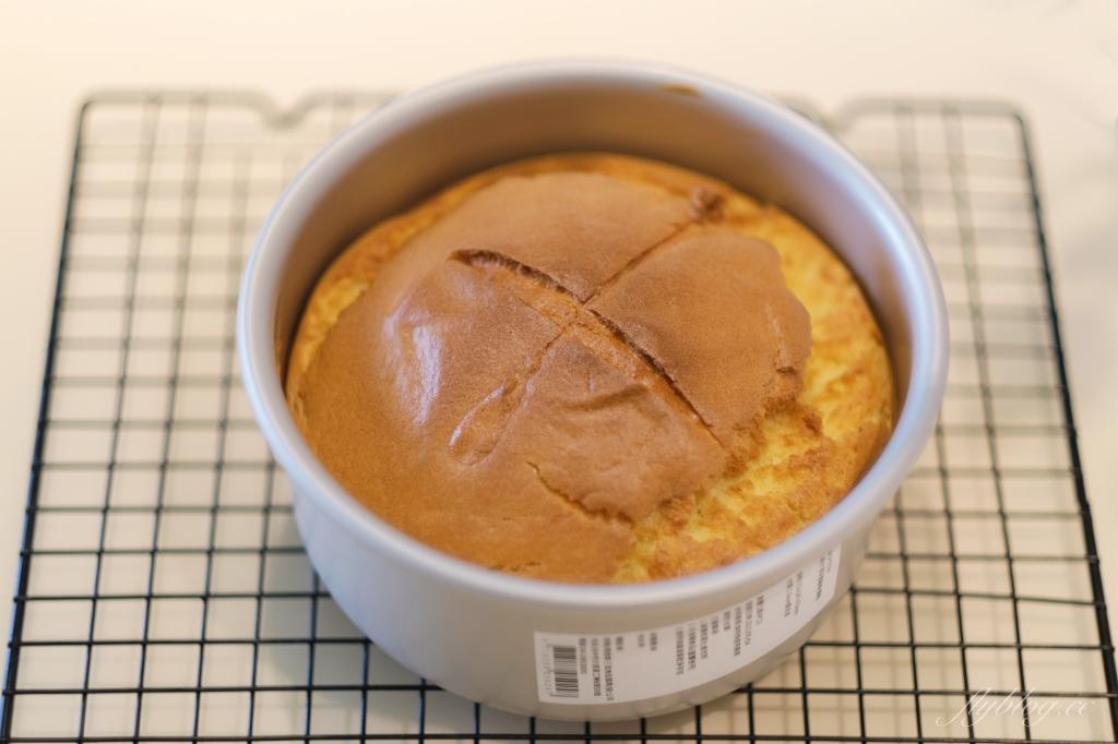 【食譜分享】古早味海綿蛋糕:用氣炸鍋烤古早味蛋糕,第一次就成功信心爆棚 @飛天璇的口袋