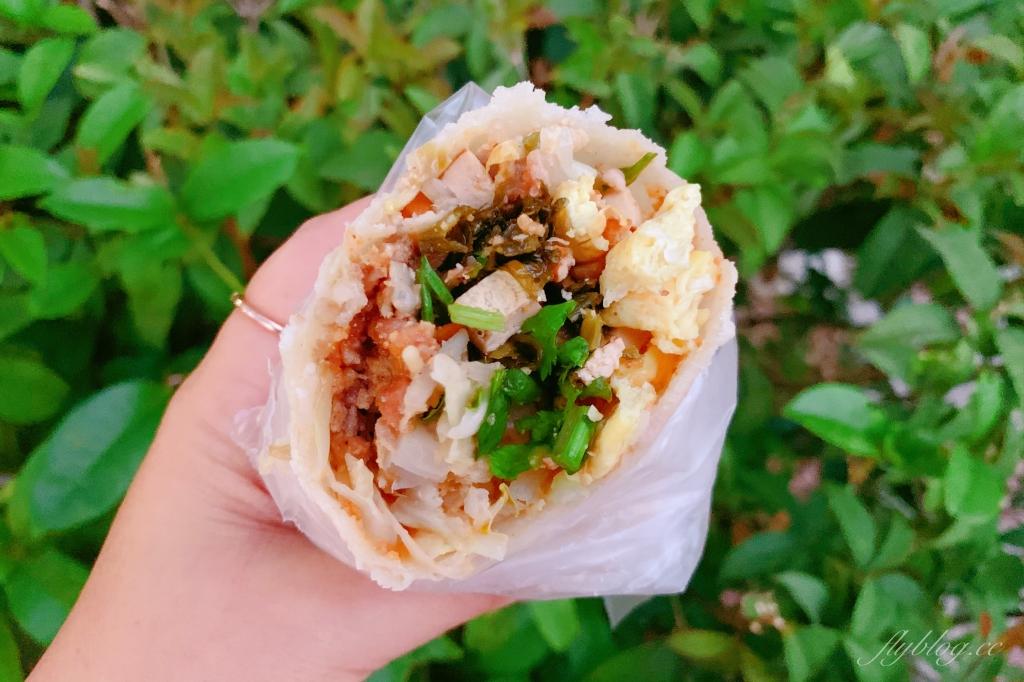 姊妹潤餅:北平路人氣潤餅專賣店,銅板價就可以吃的飽飽 @飛天璇的口袋