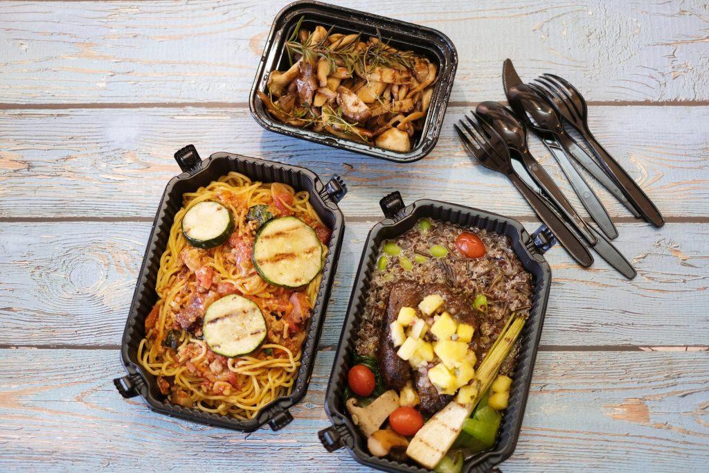 燚條柴外帶餐點:居家防疫滿200元即可外送,雙人套餐組合更加優惠 @飛天璇的口袋