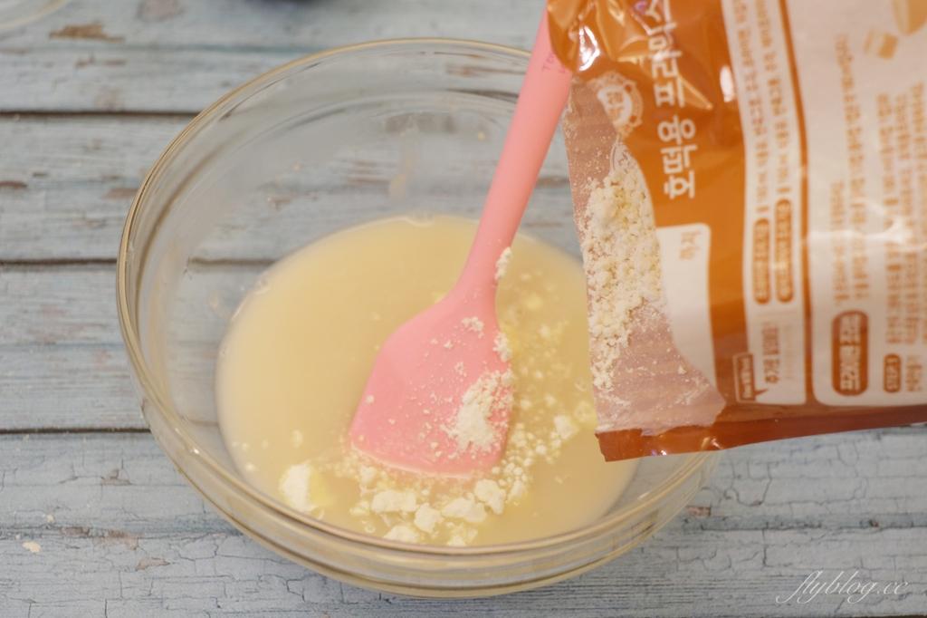 【食譜分享】韓國黑糖煎餅:複刻韓綜尹食堂2的人氣甜點,韓國流行街頭小點 @飛天璇的口袋
