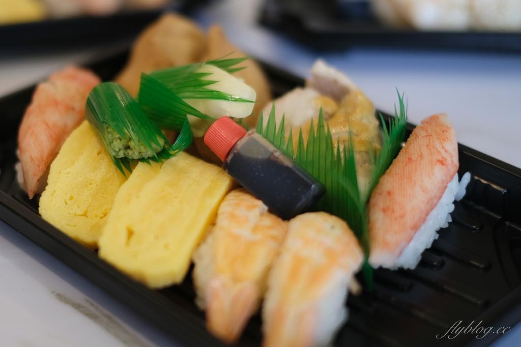 【台中北屯】藏壽司外帶:外帶餐盒直接送扭蛋,滿500再送一顆,6款外帶餐盒品項 @飛天璇的口袋