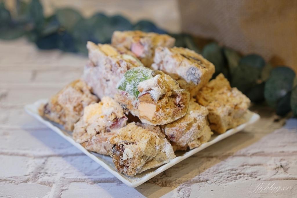 雪Q餅:一鍋到底的好吃雪花酥,不用烤箱也可以做甜點 @飛天璇的口袋