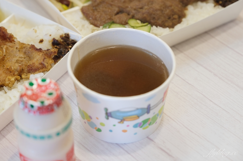 【台中北區】石蜜園:網友推薦超人氣便當店,白飯讓我覺得好好吃 @飛天璇的口袋