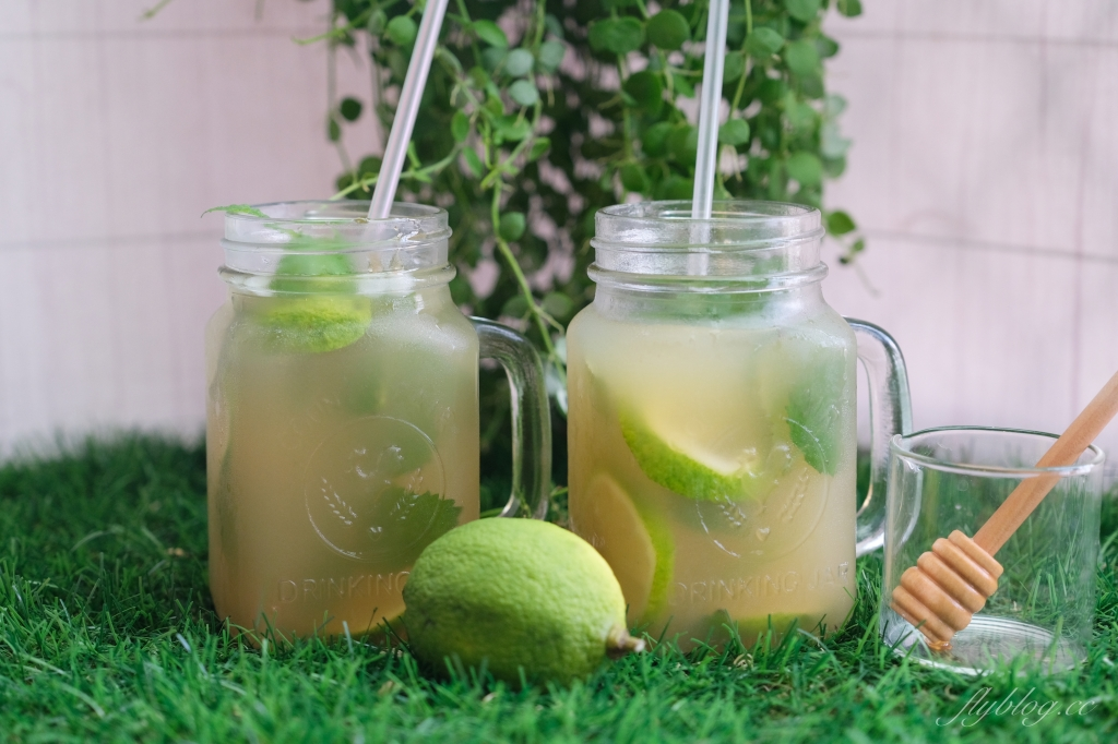 【食譜分享】蜂蜜檸檬汁:這樣的比例很好喝,酸度夠甜度也有層次 @飛天璇的口袋