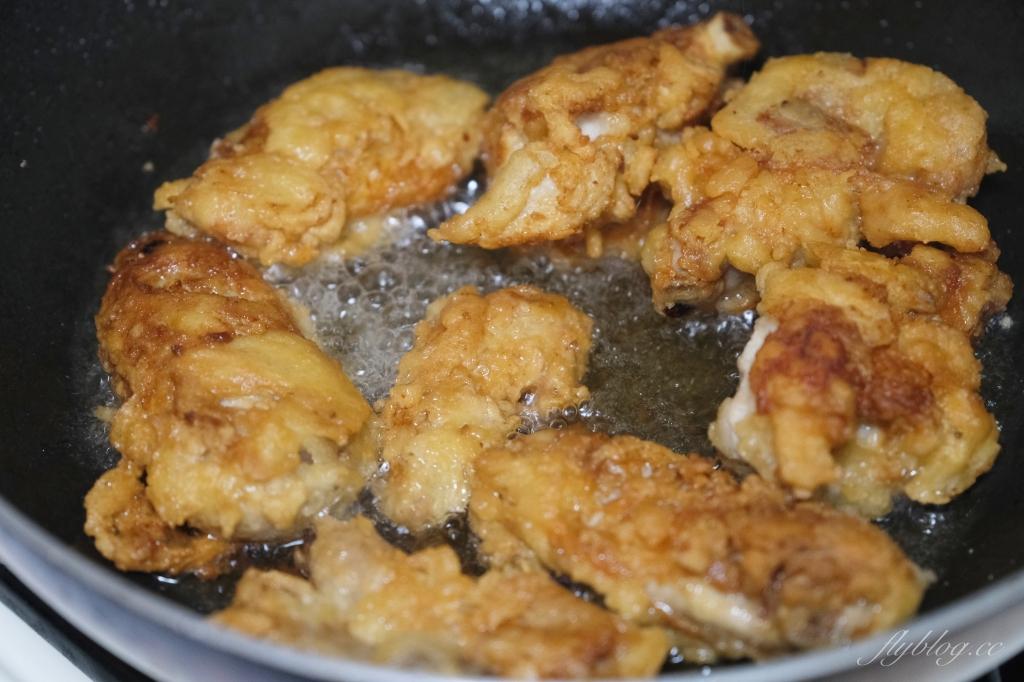 【食譜分享】韓式炸雞做法:看完尹食堂2的炸雞被燒到,乾脆在家自己做韓式炸雞 @飛天璇的口袋