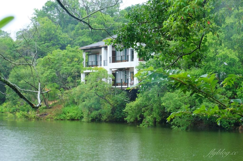 苗栗大湖|湖畔花時間 依山傍水的大湖景觀民宿,還有療癒的露天溫泉 @飛天璇的口袋