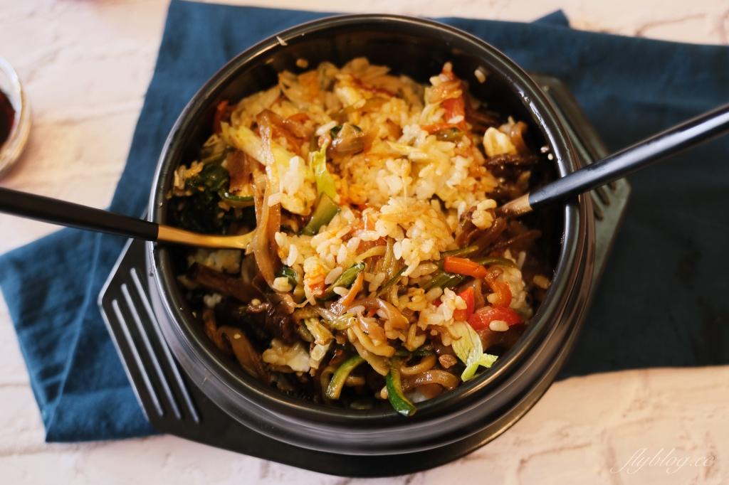 【食譜分享】韓式拌飯:韓綜尹食堂2裡面銷售最好,外國人嘖嘖稱奇的料理 @飛天璇的口袋