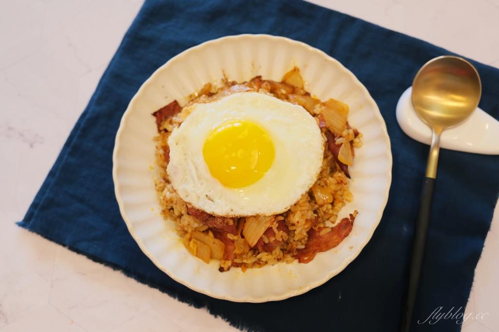 【食譜分享】泡菜炒飯:尹食堂2~簡單美味讓外國人讚不絕口的泡菜炒飯 @飛天璇的口袋