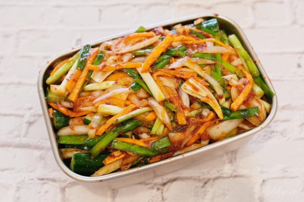 【食譜分享】韓式小黃瓜夾心泡菜:夏天吃消暑又開胃 @飛天璇的口袋