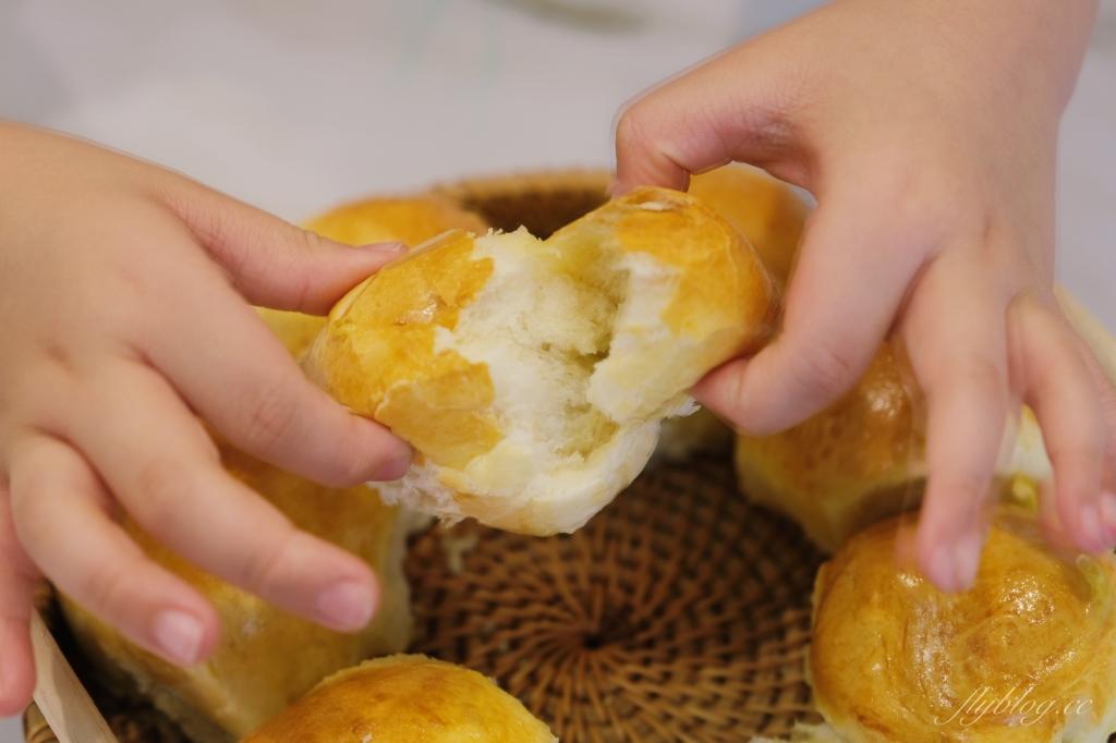 【食譜分享】手撕麵包做法:用氣炸烤箱做手撕麵包,新手最簡單的麵包食譜 @飛天璇的口袋