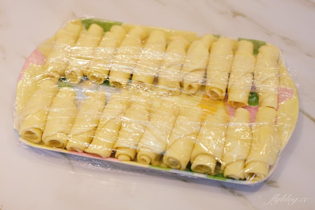 【食譜分享】蛋黃酥做法:中秋節搶破頭的蛋黃酥,氣炸烤箱做第一次就成功 @飛天璇的口袋