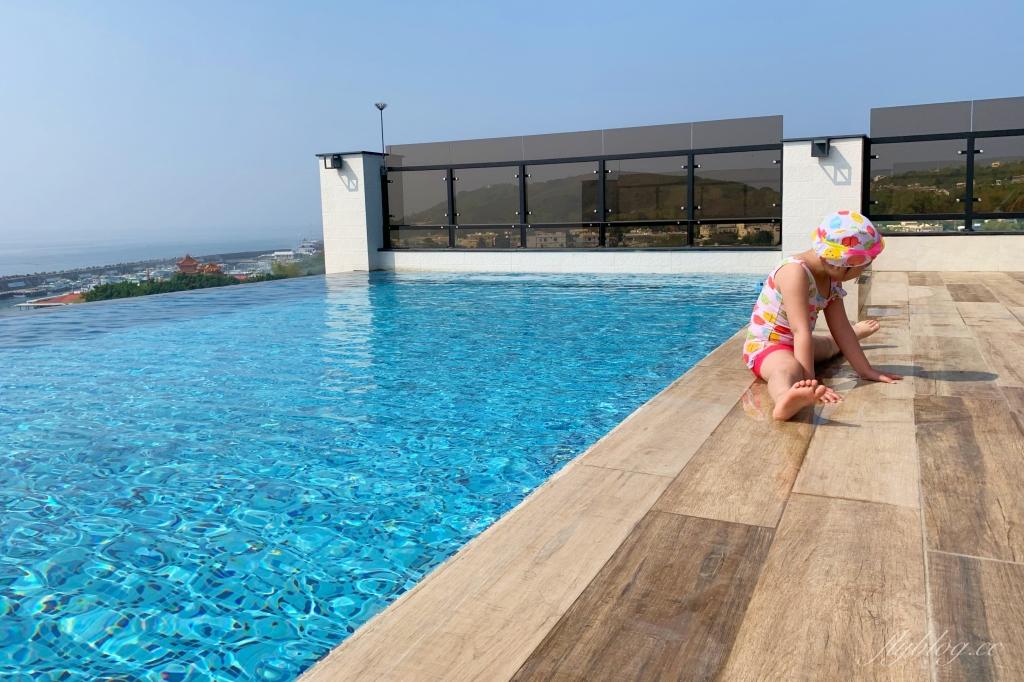 屏東小琉球|小琉球皮亞諾旅店 2021小琉球新開的露天泳池民宿 @飛天璇的口袋