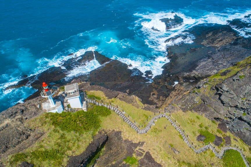 台東成功|三仙台 火山噴發而出的小島,東台灣最熱門的旅遊景點 @飛天璇的口袋