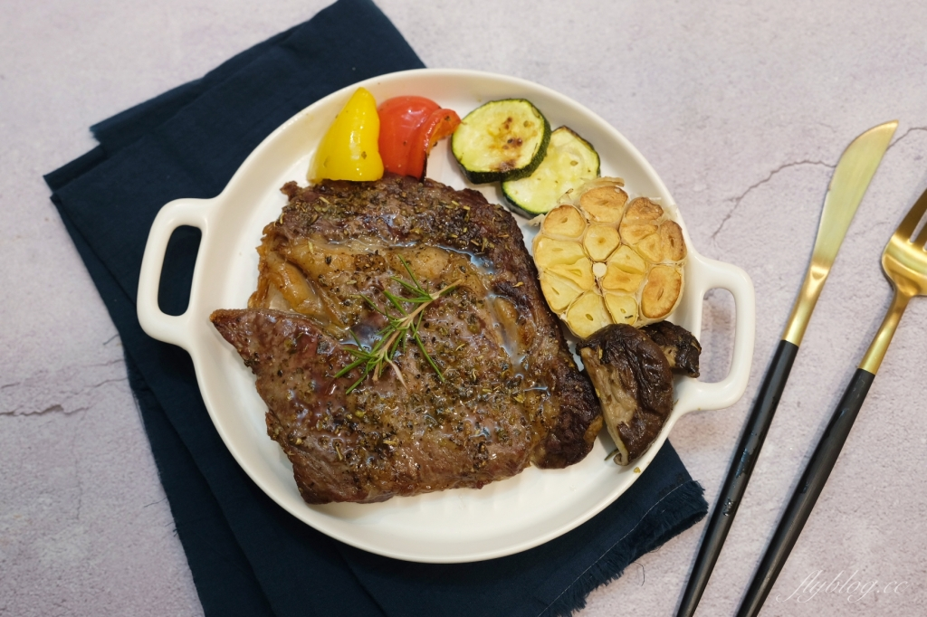 【食譜分享】氣炸牛排:用氣炸鍋烤牛排,高級餐廳料理輕鬆上桌 @飛天璇的口袋
