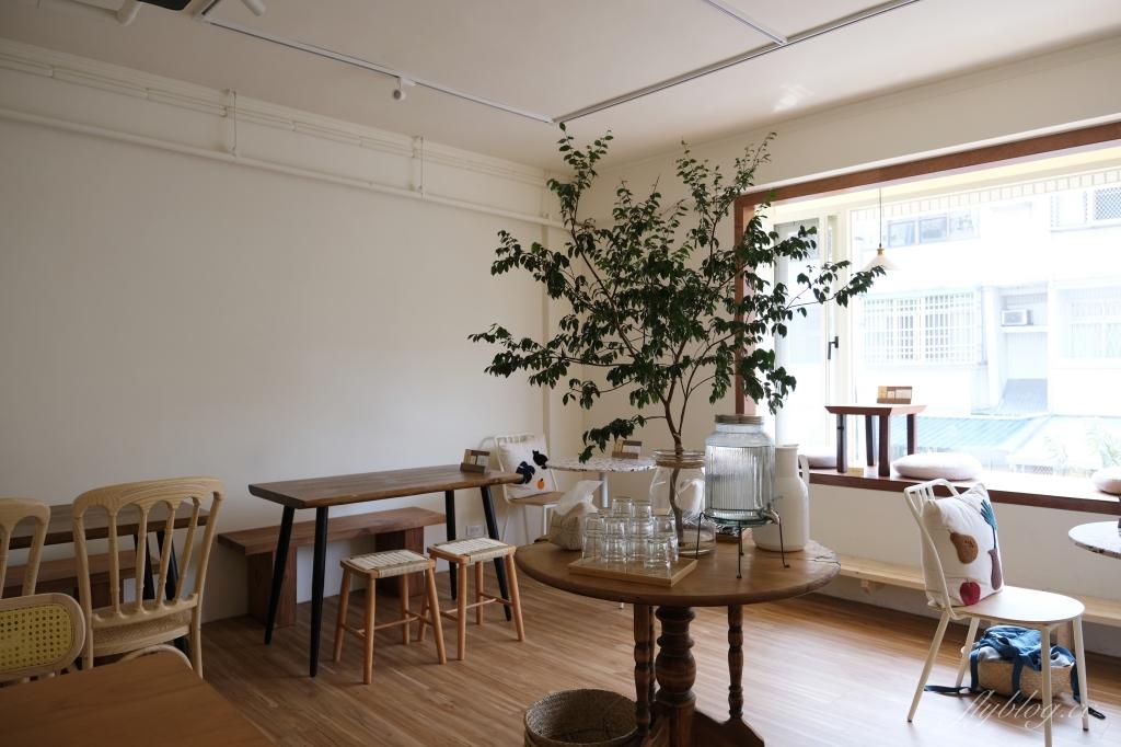 【台中北屯】昨日風景早午餐,老宅改建文青風早午餐,11樓之3甜點店共租空間 @飛天璇的口袋