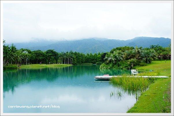 【花蓮旅遊景點】雲山水生態農莊。美如仙境的夢幻湖,後山的世外桃源 @飛天璇的口袋