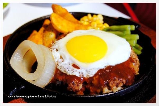 【台中日式餐廳】Kitchen Bulldog 日式洋食廚房。漢堡和小菜比較出色 @飛天璇的口袋