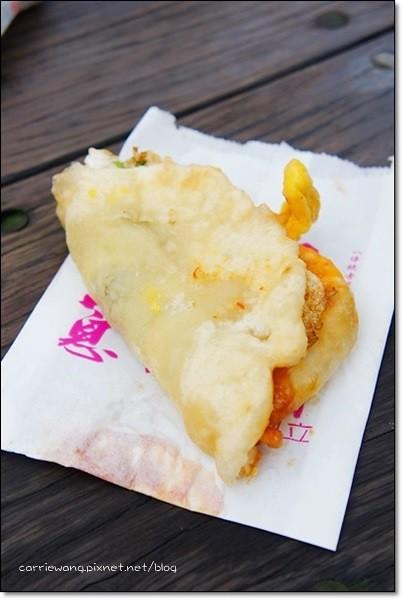 柯氏蔥油餅:到礁溪一定要報到的美食,宜蘭在地50年的美味 @飛天璇的口袋